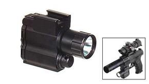 UTG Tactical Xenon Pistol/CQB Flashlight w/ Mounting Deck