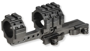 UTG Integral QD Dual 30mm Ring Mount w/ 4 Slot
