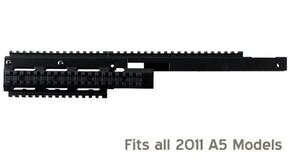 Tippmann A5 M4 Body Shroud Kit w/ Rails
