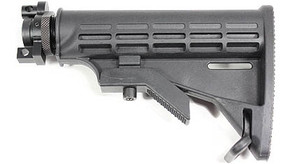 Tippmann A5 M4 Metal Tube Collapsible Stock