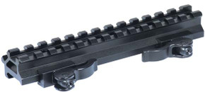 UTG Grade 13 Slot Dual Rail Angle Mount w/ Quick Release