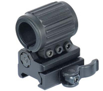 "UTG Flip-to-Side 1"" Tactical Flashlight Mount w/QD"