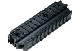 UTG M4 Deluxe Carry Handle Tri-Rail Riser Mount