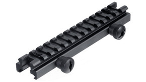 "UTG Grade 13 Slot 0.5"" Low Profile Riser Mount/Rail"