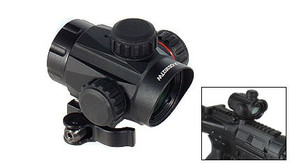 "UTG 3.0"" 30mm Red Dot Sub-Compact Sight w/Integrated Mount"