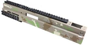 SALE! Tippmann A5 SUB Body Shroud Kit w/ Rails - ATACS