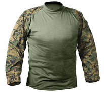 SALE! Rothco Combat Tactical Shirt - Marpat