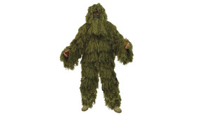Ghillie Deluxe 'Fat Boy' Camouflage Suit - Woodland Camo - XL/2XL