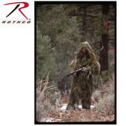 SALE! ROTHCO Lightweight Ghillie Jacket and Pants Kit - Desert