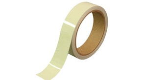 Phosphorescent Luminous Glow Tape - 5 Yards