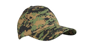 Low Profile Ball Cap - Marpat