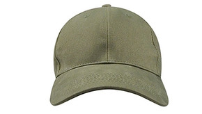 Low Profile Ball Cap - Olive Drab Green