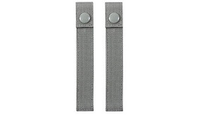 Military Supply Molle Replacement Straps (2 Pack) - Foliage