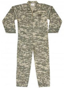 Paintball Camo Overalls - ACU