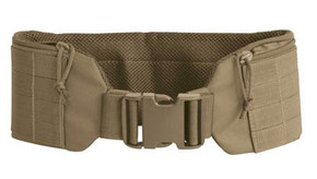 SALE! Molle Padded Ultility Belt - S/M - Coyote
