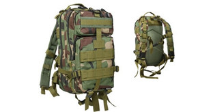Rothco Medium Transport Pack - Woodland