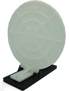 SALE! MILSIG IPMC Paintball Target - White
