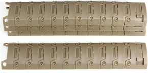 MILSIG Rail Covers (Plastic) - DE