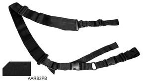 NcSTAR Vism AARS2PB 2 Point Tactical Sling - Black