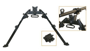 NcSTAR ABUQ14 M14 Quick Release Bipod System