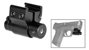 NcSTAR ACPRLS Compact Weaver Red Laser Sight