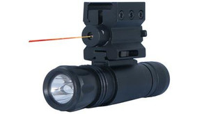NcSTAR APFLS Flashlight and Laser Combo - Weaver QR