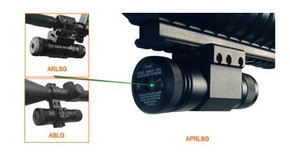 NcSTAR APRLSG Green Laser - Multiple Mounts