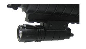 NcSTAR APTF Pistol / Rifle LED Flashlight