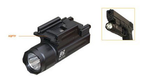 NcSTAR AQPTF LED Flashlight w/ Quick Release
