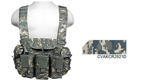 NcSTAR Vism AK Chest Rig (cvakcr2921d) - ACU