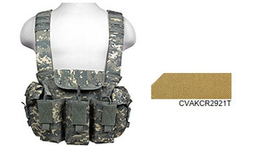 NcSTAR Vism AK Chest Rig (cvakcr2921t) - Tan
