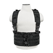 NcSTAR Vism AR Chest Rig (cvarcr2922b) - Black