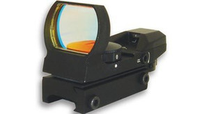 NcSTAR D4B Red Dot Sight - Weaver