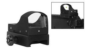NcSTAR DGAB Green Dot Sight w/ Auto Brightness- Weaver