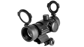 SALE! NcSTAR DMRG130 Red/Green Dot Sight w/ Mount