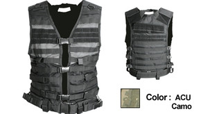 NcSTAR Molle/Pals Vest (cpv2915d) - ACU