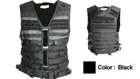 NcSTAR Molle/Pals Vest (cpv2915b) - Black