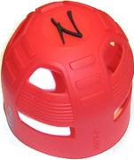 Ninja Paintball Tank Grip - Red