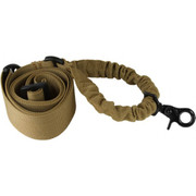 Aim Sports One Point Bungee Field Ops Sling - Tan