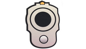 ROCKSTAR Tactical Systems Icon Hopper Sticker