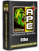 SALE! APE Rampage Board - Planet Eclipse Etha