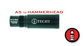 TechT Paintball iFIT Adapter - A5 to Hammerhead