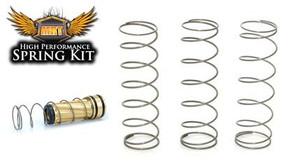 TechT Paintball TM7/TM15/MINI/AXE/TiPX MRT Spring Kit