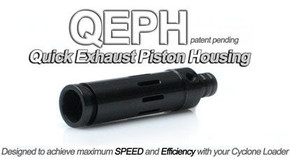 TechT QEPH Cyclone Mod - Black