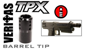 TechT Paintball TiPX iFIT Barrel Tip