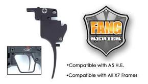 TechT Paintball Fang Trigger - A5 H.E. and X7