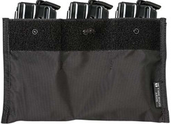 Tiberius Arms Triple Mag Insert Pouch - Black