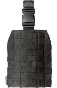 Tiberius Arms Drop Leg Molle Thigh Rig - Black