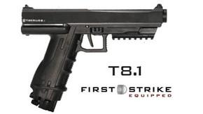 Tiberius Arms T8.1 First Strike Pistol - Black