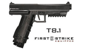 Tiberius Arms T8.1 First Strike Pistol - Black